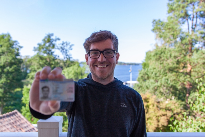 A Tale of Bureaucracy: How Chad Became a Permanent Resident ofSweden